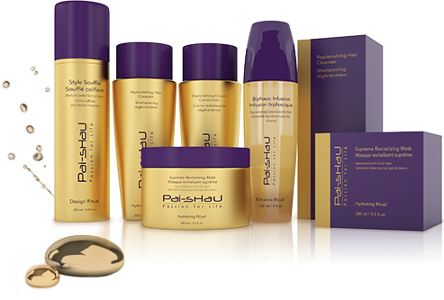 Pai Shau Hair Products Salon Scottsdale