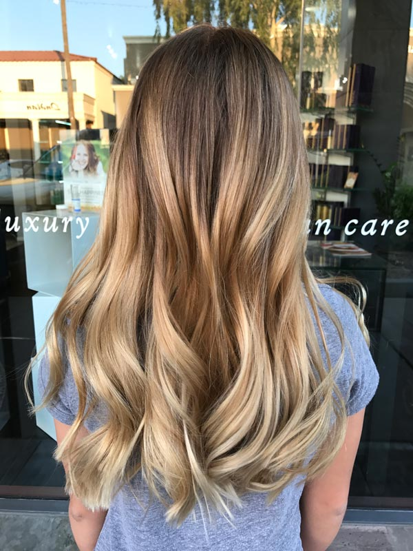 Children And Teens Haircuts And Color In Scottsdale